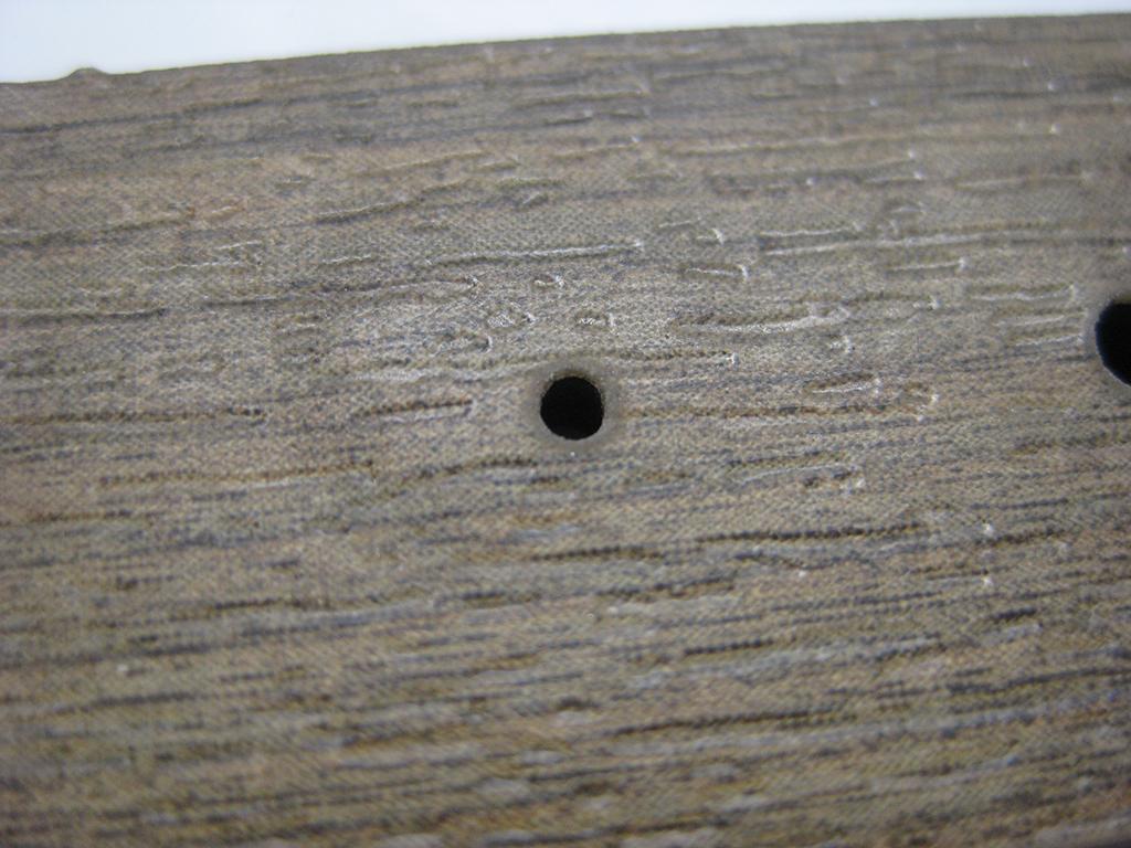 Kemco industries waterjet services waterjet cut parts for Rubber wood flooring